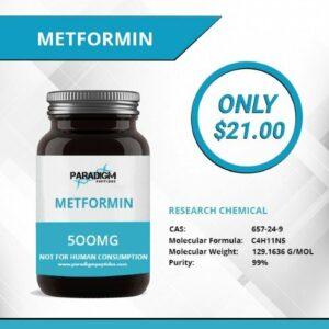 Metformin | 500 mg