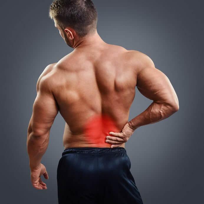 training through injuries