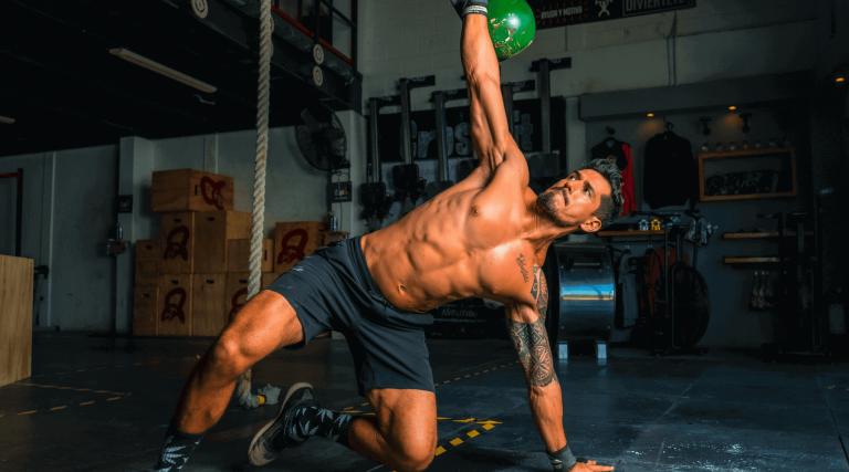 bodybuilder BMI