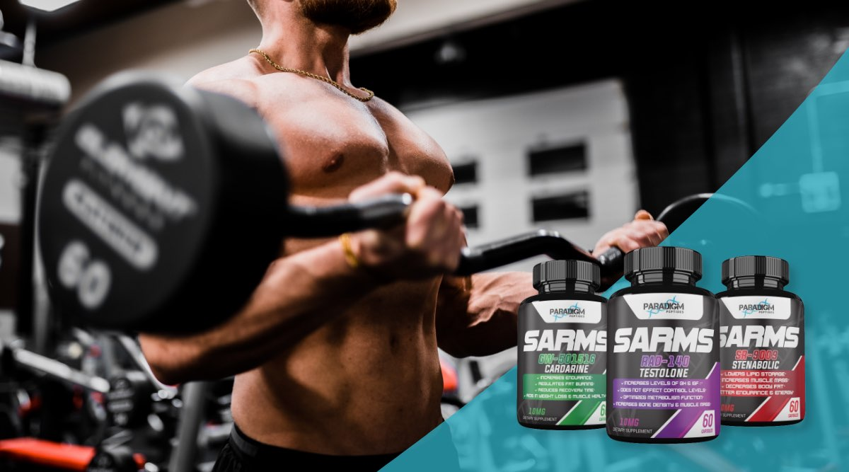 product Image guide to SARMS