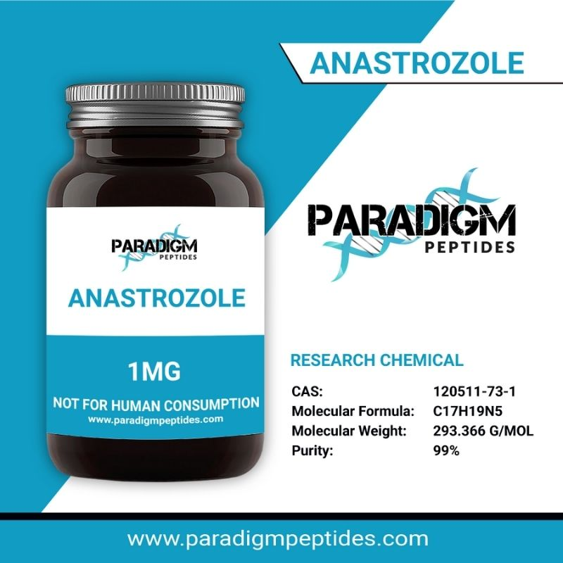 Anastrozole Research Chemicals