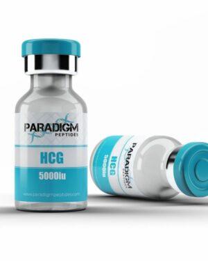HCG 5000iu Peptides