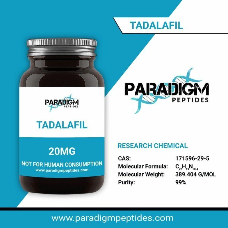 Tadalafil 20mg Research Chemicals